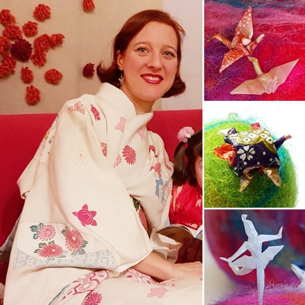 Véronique WARDEGA origamiste