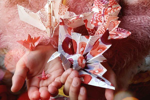 Origami pour la paix